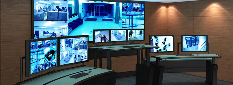 Empresa de Monitoramento Virtual de Condomínios Residenciais Jardm São Jorge II - Monitoramento Virtual de Prédios