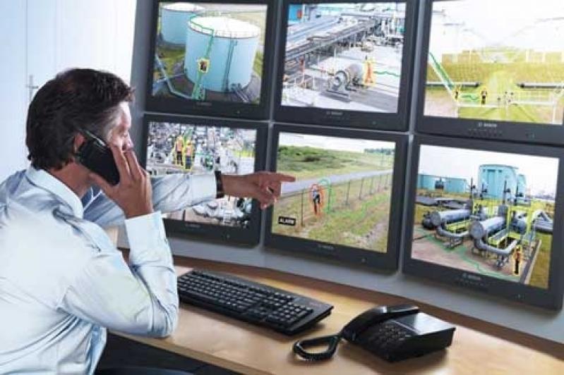 Monitoramento Virtual Predial Preço Res.Terras de Vinhedo - Monitoramento Virtual de Prédios