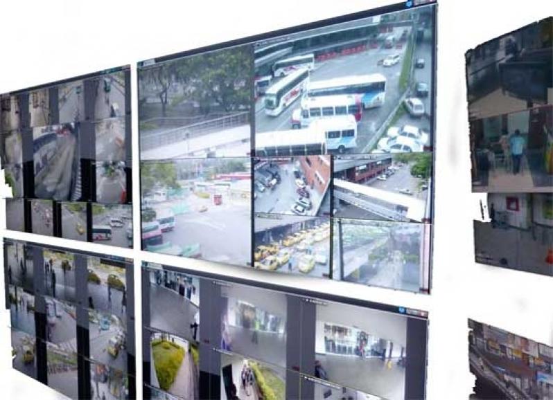 Monitoramentos Virtuais 24 Horas na Itapura - Monitoramento Virtual de Prédios