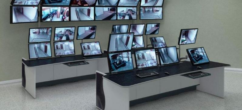 Monitoramentos Virtuais de Prédios Comerciais na Vila Santa Cruz - Monitoramento Virtual Predial