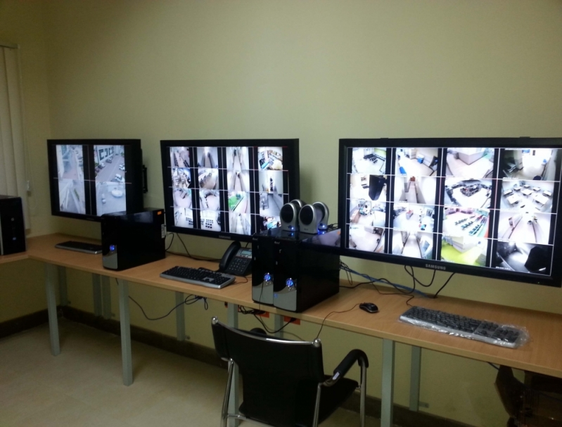 Portaria Virtual para Empresas Preço Jardim Itatinga - Central de Portaria Virtual