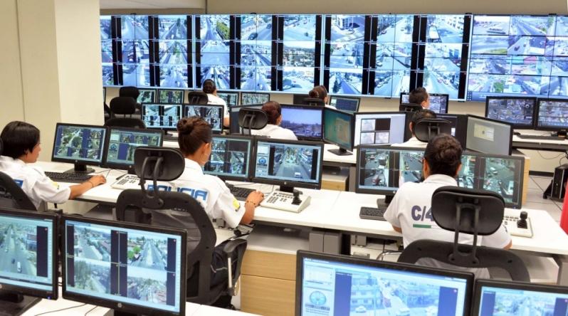 Quanto Custa Monitoramento Remoto de Câmeras Jardim Bela Vista - Monitoramento à Distância