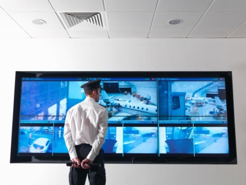 Quanto Custa Monitoramento Virtual de Portaria Jardim América - Monitoramento à Distância de Câmeras