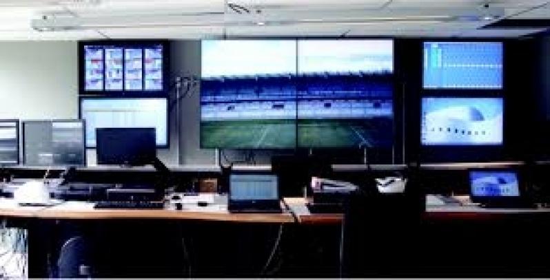 Quanto Custa Monitoramento Virtual de Prédios Comerciais Parque das Paineiras - Monitoramento Virtual Predial