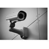 camera de monitoramento residencial externa Jardim Lirio