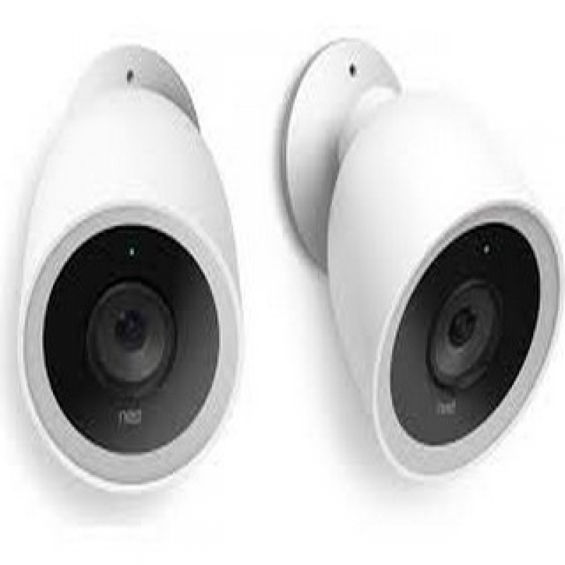 câmera de segurança de longo alcance