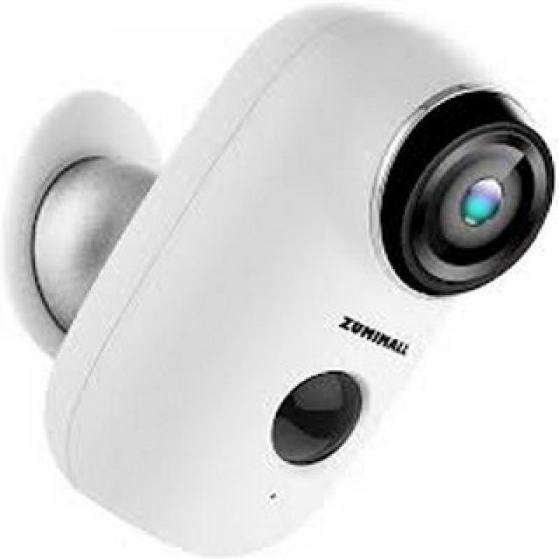 câmera de segurança de longo alcance Res. Santa Maria