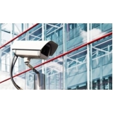 câmera de segurança instalação Santa Emília