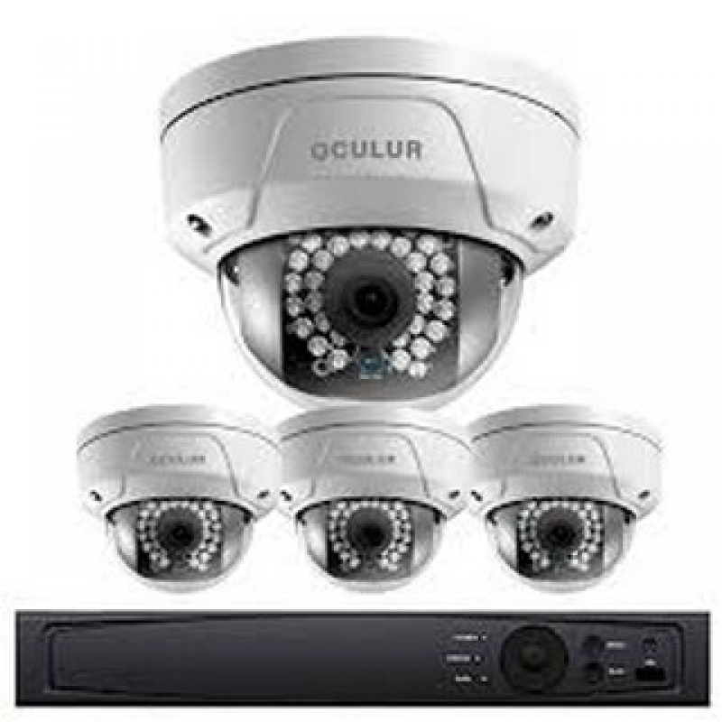 câmera de segurança para área externa preço Bosque das Grevíleas