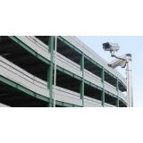 camera de segurança residencial com gravação