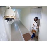 camera de segurança residencial com infravermelho Vila Cassaro