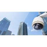 camera de segurança residencial interna valor Parque Gabriel