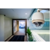 camera de segurança residencial interna Vila Rubens