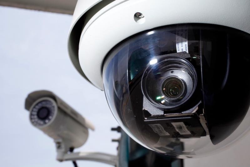 câmera de vigilância em Campinas Res. São Luiz