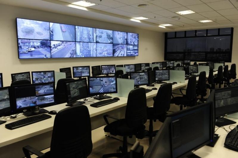 câmera de vigilância online na Vila Sônia