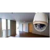 camera para segurança residencial Vila Areal