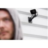 câmeras de monitoramento a distancia Capela do Barreiro