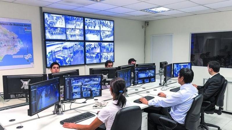 câmeras de segurança cftv Jardim Girassol