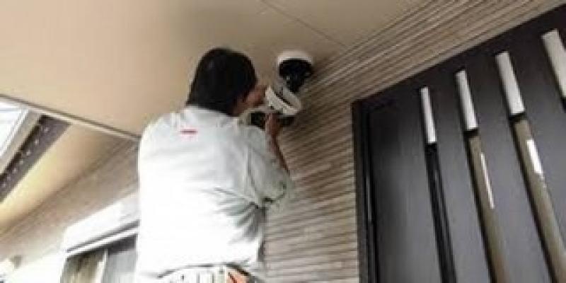 câmeras de segurança e alarmes Santa Emília
