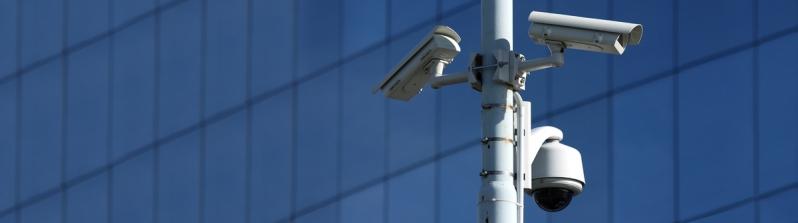 câmeras de segurança eletrônica preço Jardim das Oliveiras