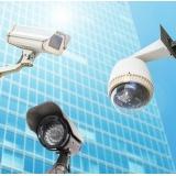 câmeras de segurança residenciais 360 graus Capela