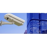 cameras de segurança residencial Jardim Tres Irmãos