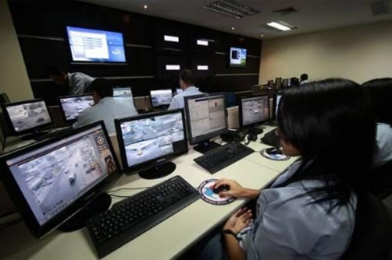 câmeras de segurança Vila Cruzeiro