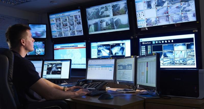 câmeras de vigilância em Campinas