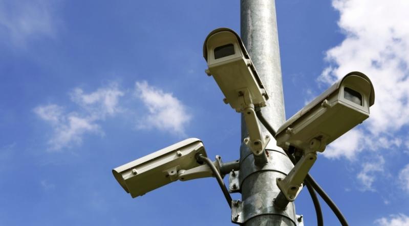 câmeras de vigilância de alta resolução preço Guarani