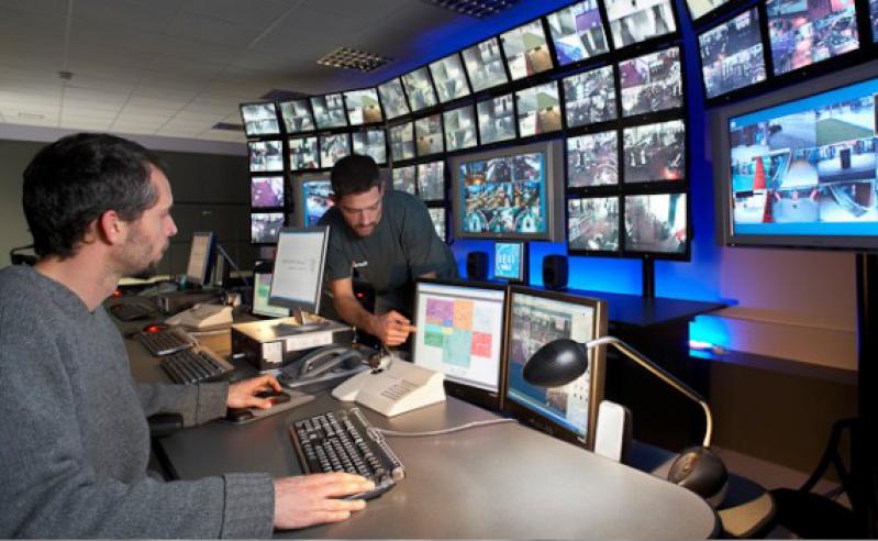 câmeras de vigilância de alta resolução Vila Cassaro