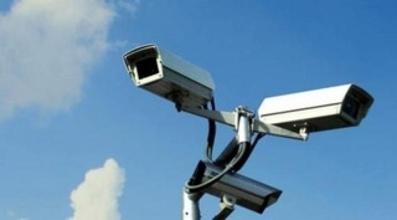 câmeras de vigilância para fazendas Jardim dos Passaros