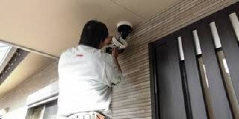 câmeras de vigilância para longa distância preço Condomínio Res. Mirante do Lenheiro