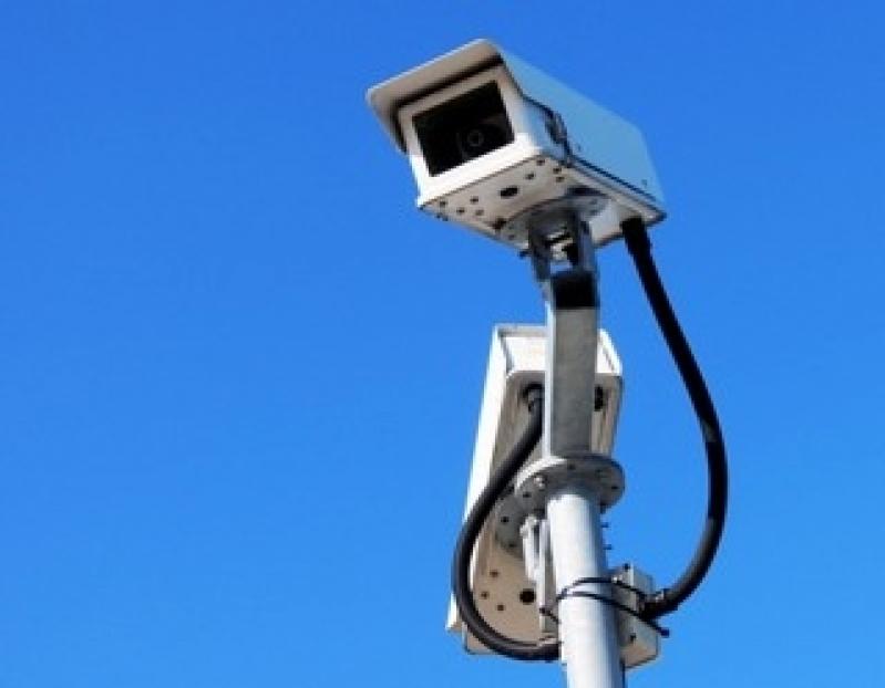 câmeras de vigilância para residência Jardim Cristina