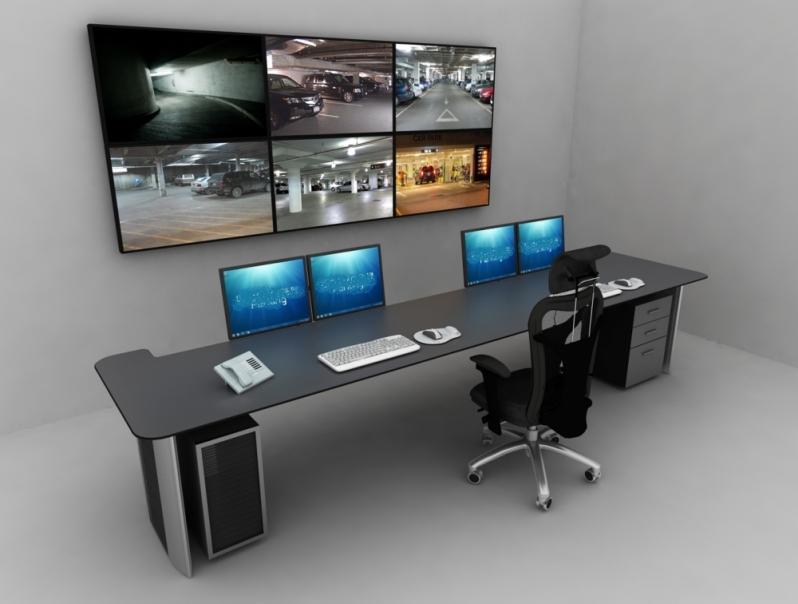 câmeras de vigilância para residências Jardim São João