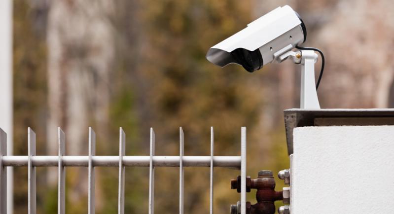 controle de acesso para portas preço Condomínio Vista Alegre