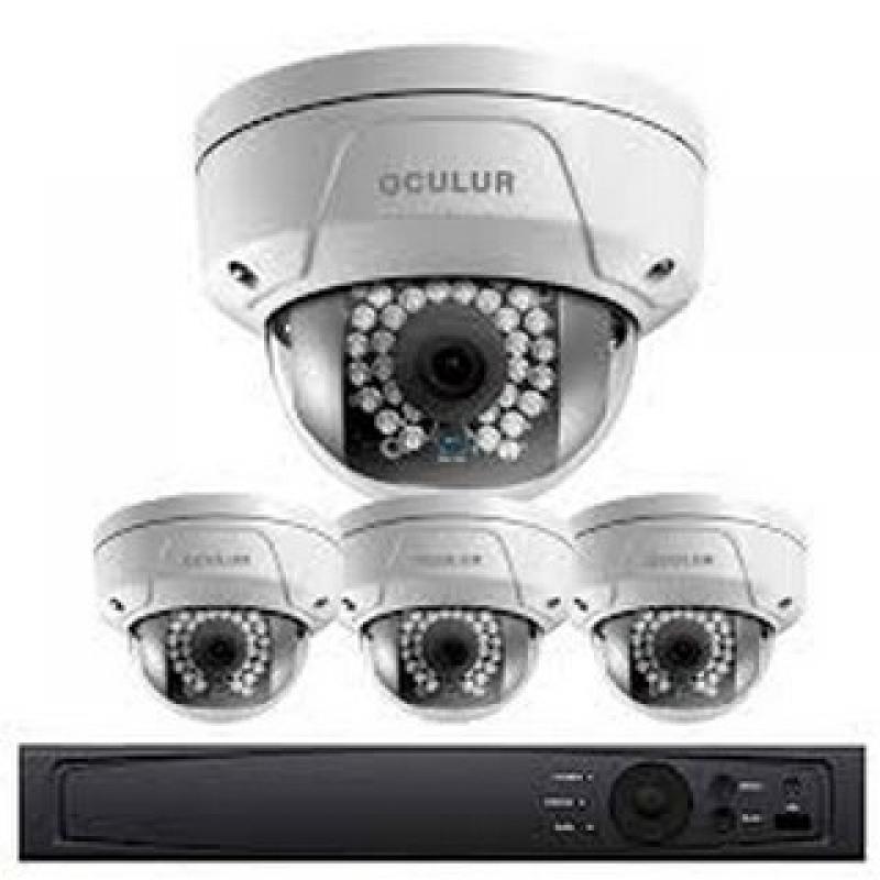 empresa de câmeras de vigilância Condomínio Vista Alegre