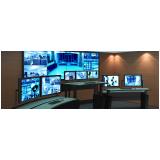 empresa de monitoramento virtual de condomínios residenciais Jardim Salessi