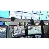 empresa de monitoramento virtual de prédios residenciais Jardim Santo Andre