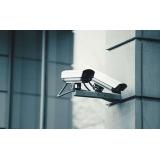 instalação câmera de segurança Centro