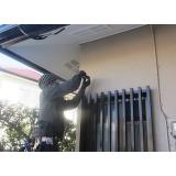instalação cameras de segurança residencial Jardim California