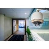 instalação de câmera de segurança e monitoramento Res. Jardim Paraná