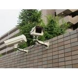 instalação de câmeras de segurança de longo alcance Vila Real Santista