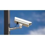 instalação de cameras de segurança e alarmes orçamento Vila Real Santista