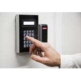 instalação de camera de segurança de longo alcance