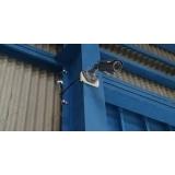instalação de camera de segurança para área externa
