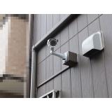 instalação de câmeras de segurança para área externa Jardim Belo Horizonte