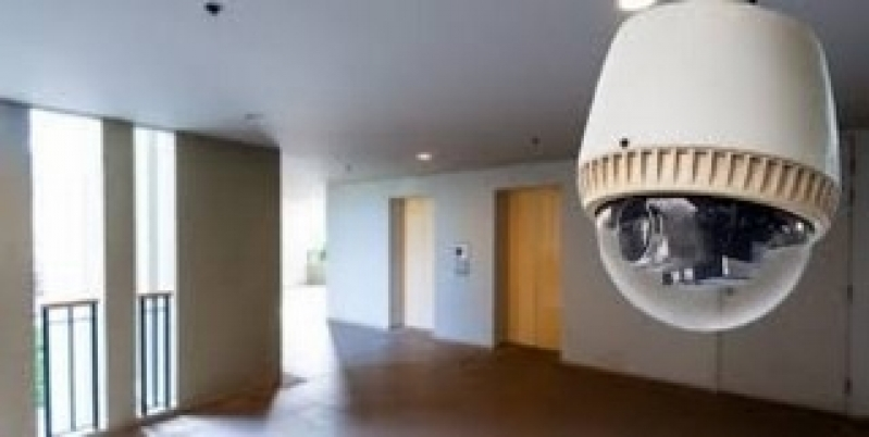 instalação de câmeras de segurança Vila Industrial