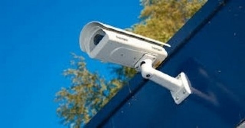 monitoramento à distância de câmeras preço Colinas dos Álamos