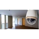 monitoramento remoto de condomínios empresariais preço Condomínio Vista Alegre