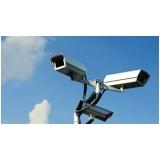 monitoramento remoto de imagens preço Jardim Esplanada